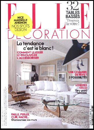 Prenumerata elle decoration france for Elle decoration france